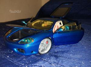 Modellino Ferrari 360 modena di gara