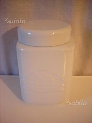 Mulino bianco biscottiera vaso contenitore gadget