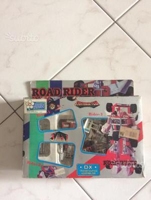 Robot road rider tre in uno