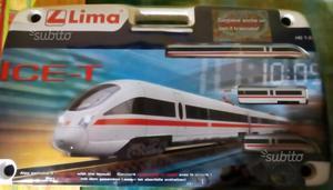 Trenino elettrico lima in kit completo
