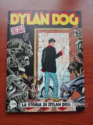 Dylan dog n.100 prima edizione edicola