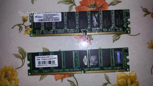 Memoria Ram ddr 400