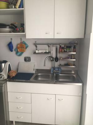 Mobiletti lavello doppio, cucina gas, lavastoviglie