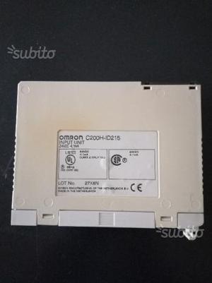Modulo Ingressi PLC Omron C200H-ID215