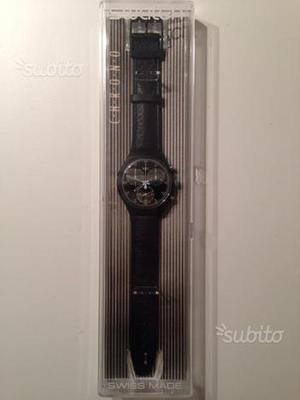 Orologio Swatch chrono Wall Street