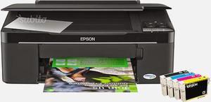 Stampante 3in1 Epson Stylus SX130 (x ripristino)
