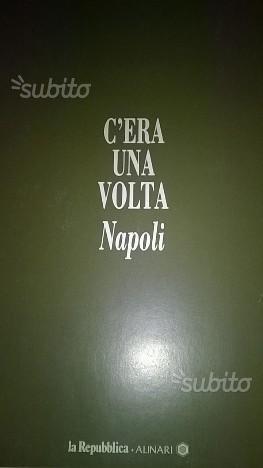 Stampe alinari Napoli antica