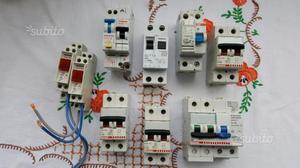 BTicino Abb e Siemens salvavita e prese