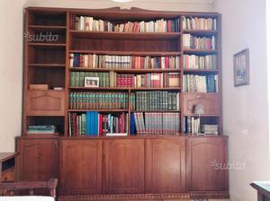 Libreria in legno mt 3 x 3