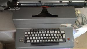 Macchina da scrivere automatic Olivetti editor