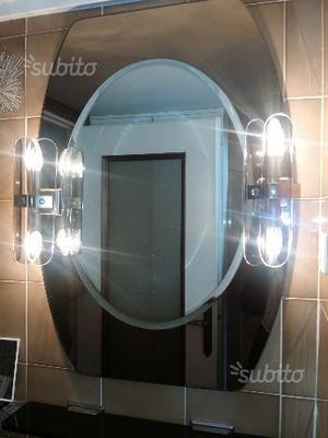 Specchiera da bagno