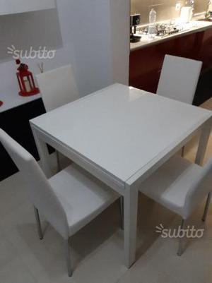 Tavolo romagnolo 90x90 | Posot Class