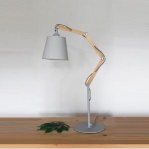 lampada da tavolo e lettura TEO Grey,A1,table lamp, idea