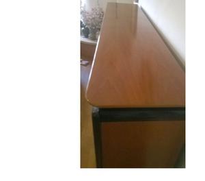 2 Mobili da soggiorno in legno massello