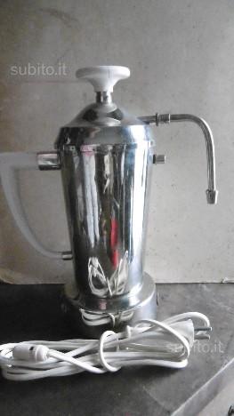 Caffettiera elettrica marca nea lux anni 30
