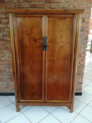 Mobile armadio etnico origine Cina stile Ming legno di