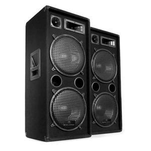 N° 2 casse DJ a 3 vie 2 x 30cm W