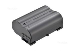 Batteria nikon originale al litio EN-EL 15 nuova