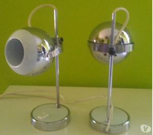 Coppia di lampade Reggiani modernariato anni 70