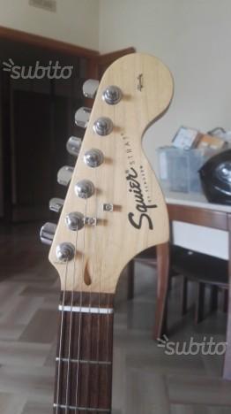 "Fender squier 25"" anniversario"