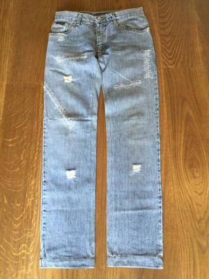 Jeans Dolce Gabbana Strappi Originali e Nuovi