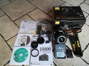 Nikon D Kit con zoom  mm VR II f