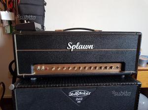 Splawn Nitro 100 EL34 (stile Marshall Friedman)