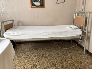 Letto elettrico 3 movimenti posot class - Letto ortopedico usato ...