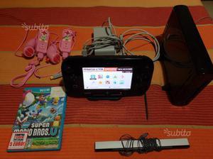 Consolle Nintendo Wii u e Nintendo wii