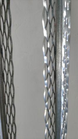 Cornici di ferro per fare spigoli angoli muratura pareti