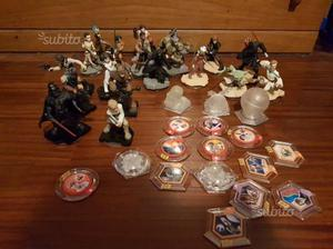 Disney infinity star wars collezione completa