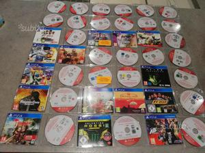 Lotto 2 giochi PlayStation 4 ps4