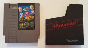Nintendo nes Clu Clu Land 5 viti Wonderland rariss