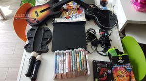Playstation 3 Slim 320 gb tanti accessori