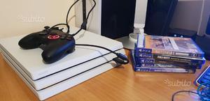 Ps4 Pro Giochi 2 Controller
