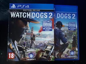 Watch dogs 2 Edizione Deluxe