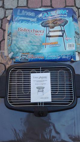 Griglia elettrica antifumo larem mulazzani ricambi posot for Bistecchiera elettrica