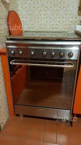 Cucina a gas con forno elettrico indesit | Posot Class