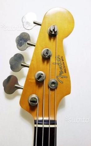 Fender precision bass 62 made in japan jv  ol