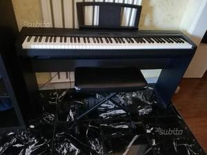 Piano yamaha p90 tastiera posot class for Yamaha m1 piano