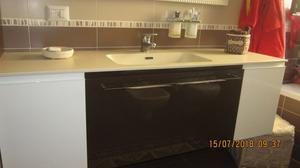 mobile bagno con porta lavatrice posot class