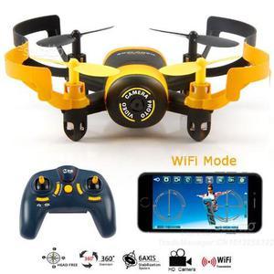 Drone quadricottero con telecamera mini ufo fpv wi
