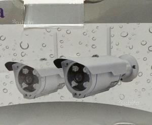 Telecamera per video sorveglianza wireless