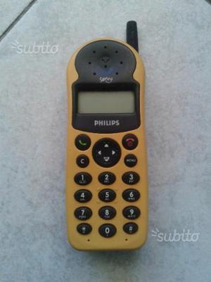 Cellulare Philips da collezione