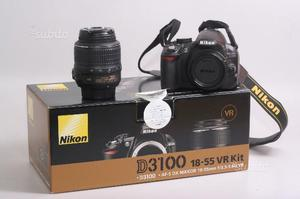 Fotocamera digitale reflex nikon d+nikon