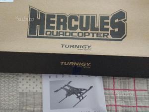 Kit completo Drone quadricottero classe 450 GPS