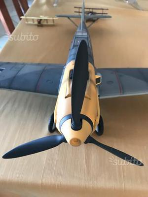 Modellino aereo tedesco ww2