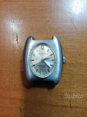 Orologio ESPERANTO Antimagnetic 25 RUBIS