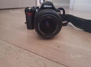 Reflex Nikon D60