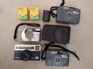 Stock 4 Macchine Fotografiche